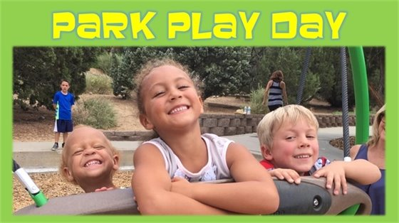 Park Play Day