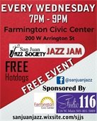 Jazz Jam at Civic Center