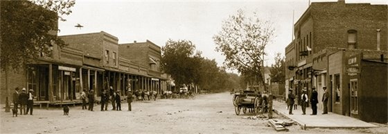 Historic Main Street Photo