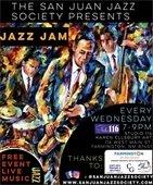 2019 Jazz Jam poster