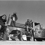 Participants in the Wounded Knee Incident, 1973