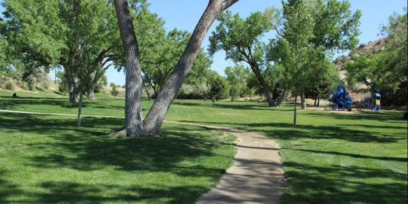 Kiwanis Park Walking Trail