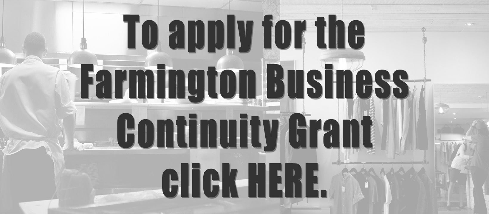 Farmington Business Grant Application