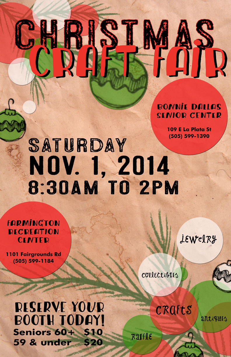 Christmas Craft Fairs