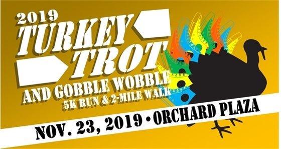 Turkey Trot poster