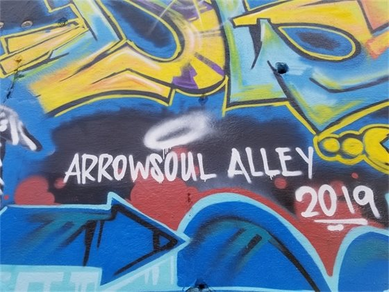 ArrowSoul Alley 2019