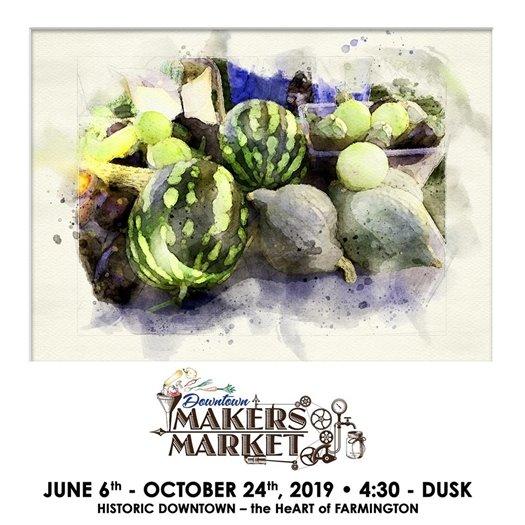 Maker's Market 2019