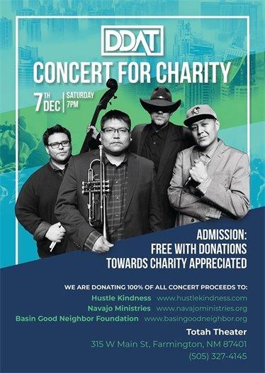 DDAT Concert for Charity