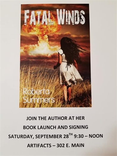 Summers Book Signing