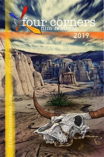 Four Corners Film Festival poster 2019