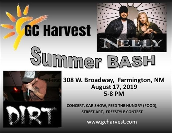 Summer Bash Aug 2019