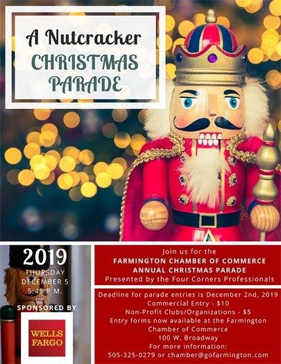 A Nutcracker Christmas Parade 2019