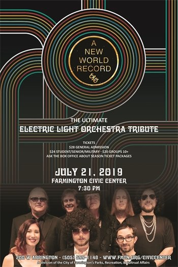 The Ultimate Electric Light Orchestra Tribute
