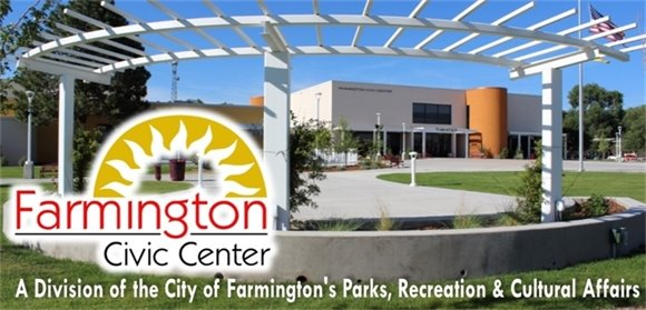 Farmington Civic Center, a division of the City of Farmington's Parks, Recreation, & Cultural Affairs