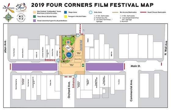 2019 Four Corners Film Festival
