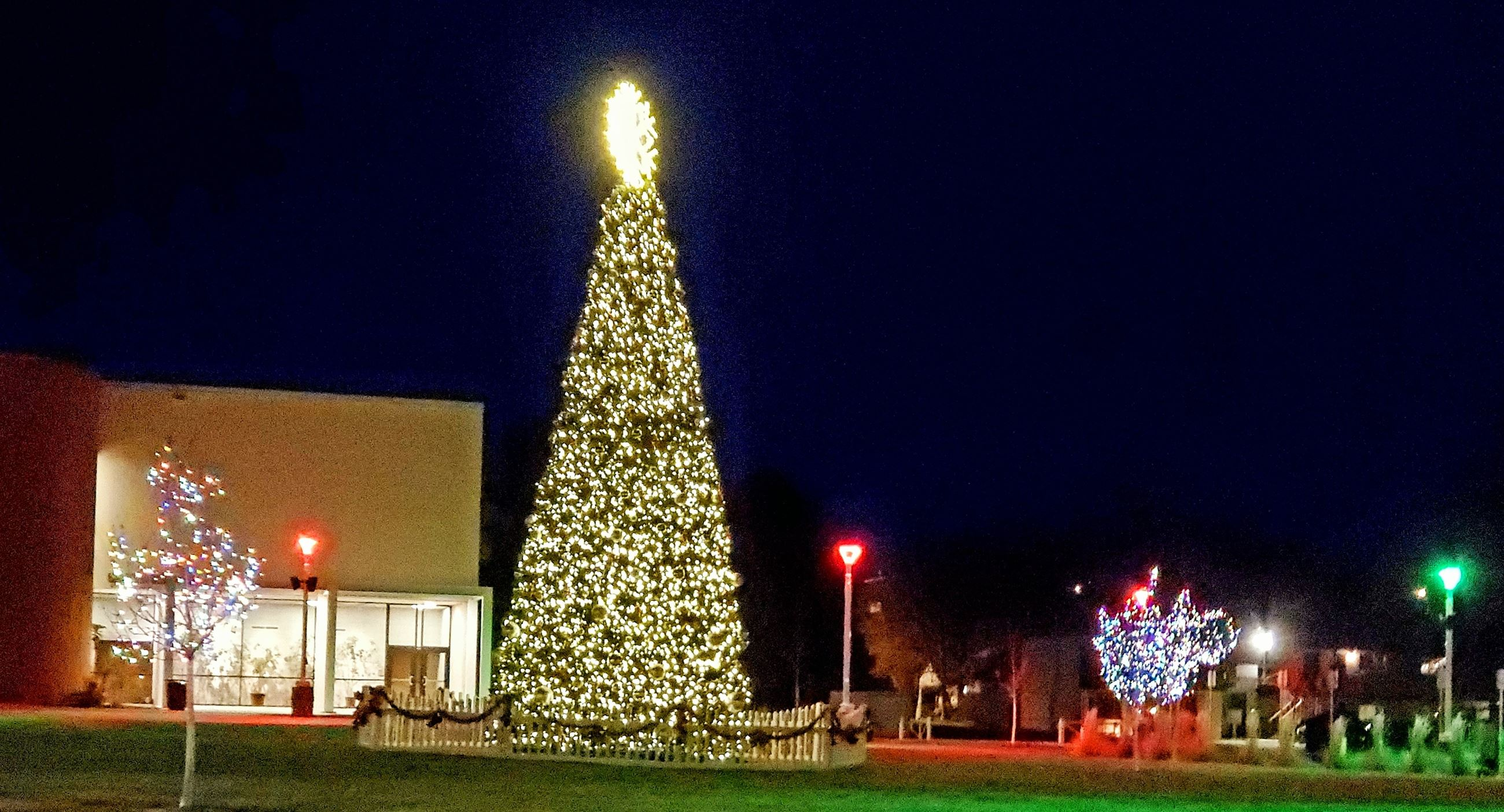 civic center Christmas