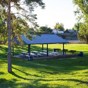 Civitan Park North-Shelter